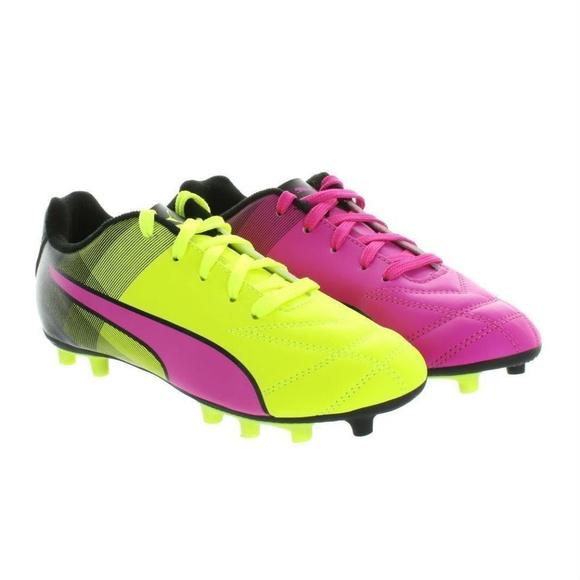 b6b6c5e40 Puma Little Big Kids Adreno II Fg Jr Soccer Shoes. Puma.  M 5cadefbbde696a4884a6f9da. M 5cadefbd1528126f3ca412c9.  M 5cadefbc2f8276f62e87d81e